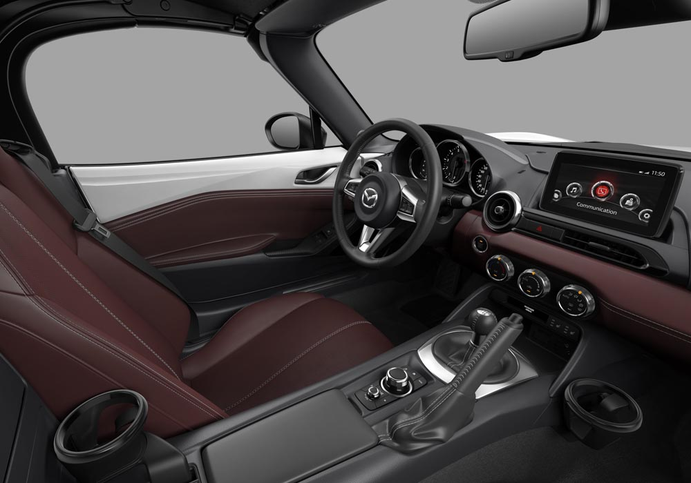 MX 5 Gallery Interior 6