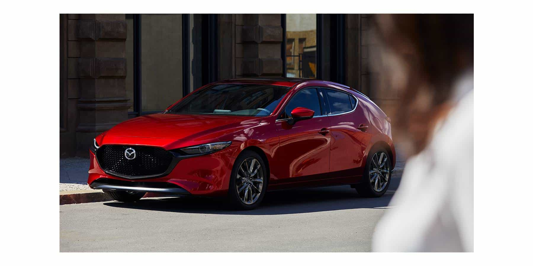 2019 Mazda 3 Hatchback Compact Car