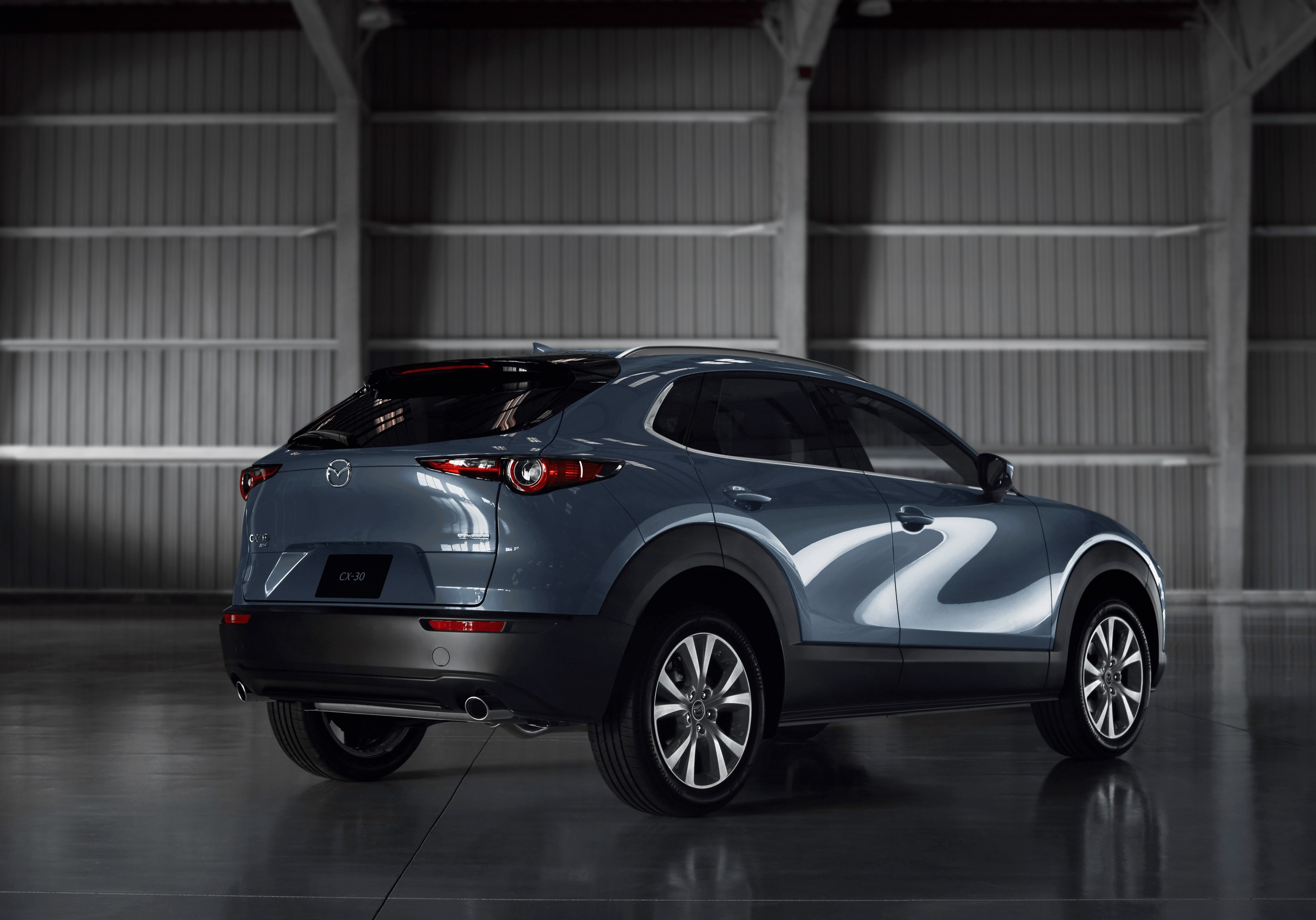2019 CX 30 US(LHD) Polymetal Grey